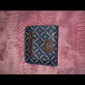 Fossil Logan small RFIED bifold wallet